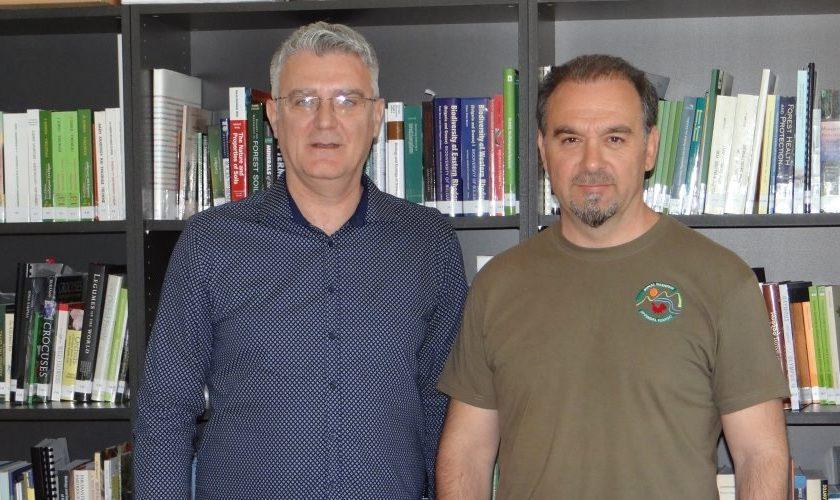 Επίσκεψη του Συντονιστή της Αποκεντρωμένης Διοίκησης Μακεδονίας – Θράκης στο Εθνικό Πάρκο Οροσειράς Ροδόπης